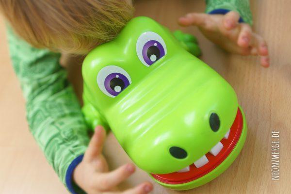 Krokodoc von Hasbro - Spiele für Kleinkinder