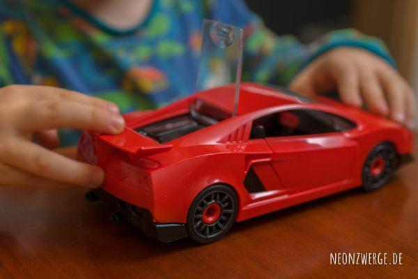 Revell Junior Kit - Modellbausatz Kinder Rennauto Racecar