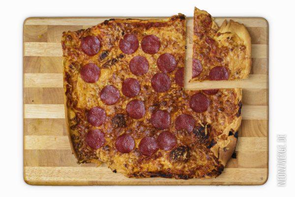 Kinderleichte Becherküche - Backen mit Kindern - Montessori - Kinder und Haushalt - Pizza