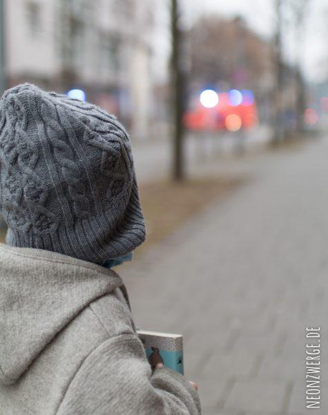 Mit Kindern in der Stadt -Stadtleben - Tatütata - Einsatzfahrzeuge