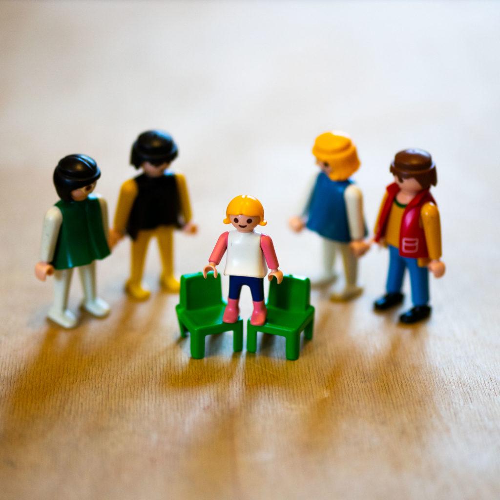 Biografiearbeit, Chaos, Familie, Pflegekind, Pflegekinder